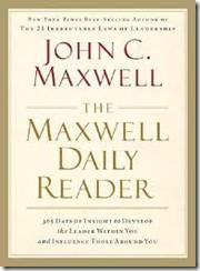 John C. Maxwell - Daily Reader