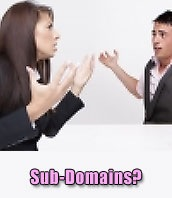 Angie wants to understand Sub-Domains
