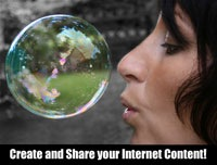 Create and Share your Real Estate Internet Marketing Content