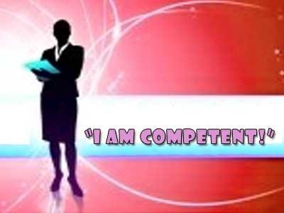 I am Competent
