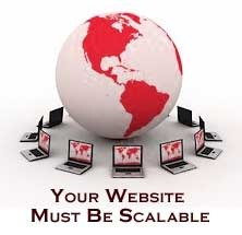 Your Website Must be Scalable