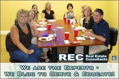 We are the Real Estate Experts - We Blog to Serve and Educate!