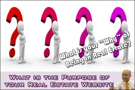 What is the Purpose of Your Real Estate Website?