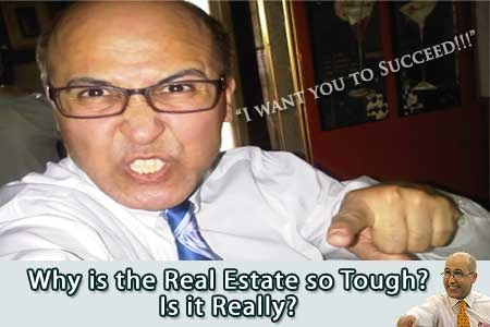I want to Succeed in Real Estate