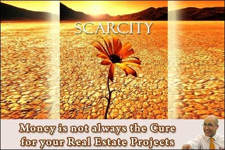 Money is not always the Cure for your Real Estate Projects