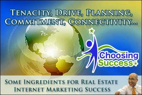 Some Ingredients for Real Estate Internet Marketing Success