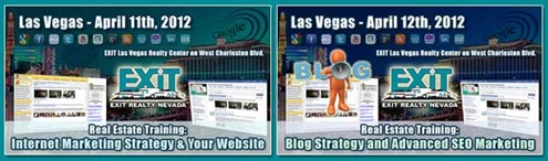Las Vegas Web and Blog Strategy Trainings
